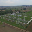 Expansion of the 220/110 kV substation Piła Krzewina by adding a 400 kV switchgear